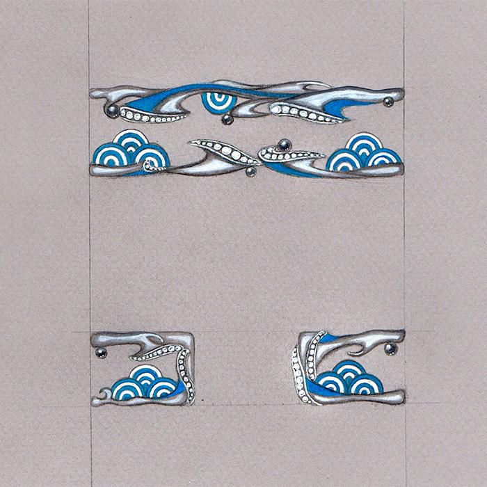 LIN Sangya <br>Bracelet
